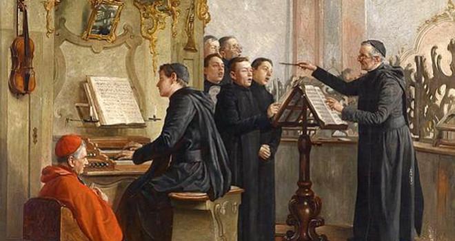 Curso de Introdução ao Canto Gregoriano